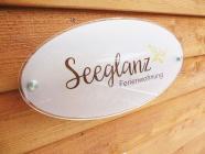 Ferienwohnung Seeglanz im Ferienhaus Eifelgold - 89 qm Wohnfläche  - Infrarotkabine - DSL-/W-LAN - Fußbodenheizung im Feriendorf Rieden Eifel.