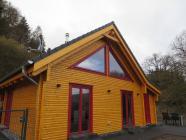 Ferienhaus Bella - 100 qm Wohnfläche - Kamin - Fußbodenheizung - VDSL/WLAN im Feriendorf Rieden Eifel.