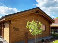 Ferienhaus Waldsee Glück  - umzäunte Außenterrasse - 75 qm Wohnfläche - DSL / W-LAN im Feriendorf Rieden Eifel.