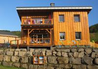 Ferienhaus Mila EG - umzäunte Außenterrasse - 90 qm Wohnfläche - Whirlpool - DSL / W-LAN im Feriendorf Rieden Eifel.