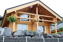 Ferienhaus ST18 - umzäunte Außenterrasse - 100 qm Wohnfläche - Sauna - DSL / W-LAN im Feriendorf Rieden Eifel.